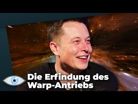 Wird Elon Musk den Warp-Antrieb erfinden? - mit @Astro-Comics TV (Skript)
