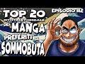 TOP 20 MANGA di SOMMOBUTA - Episodio #2