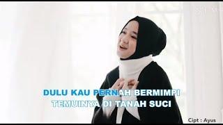 Download Allahumma Labbaik - Karaoke (Nisa Sabyan) Audio HD