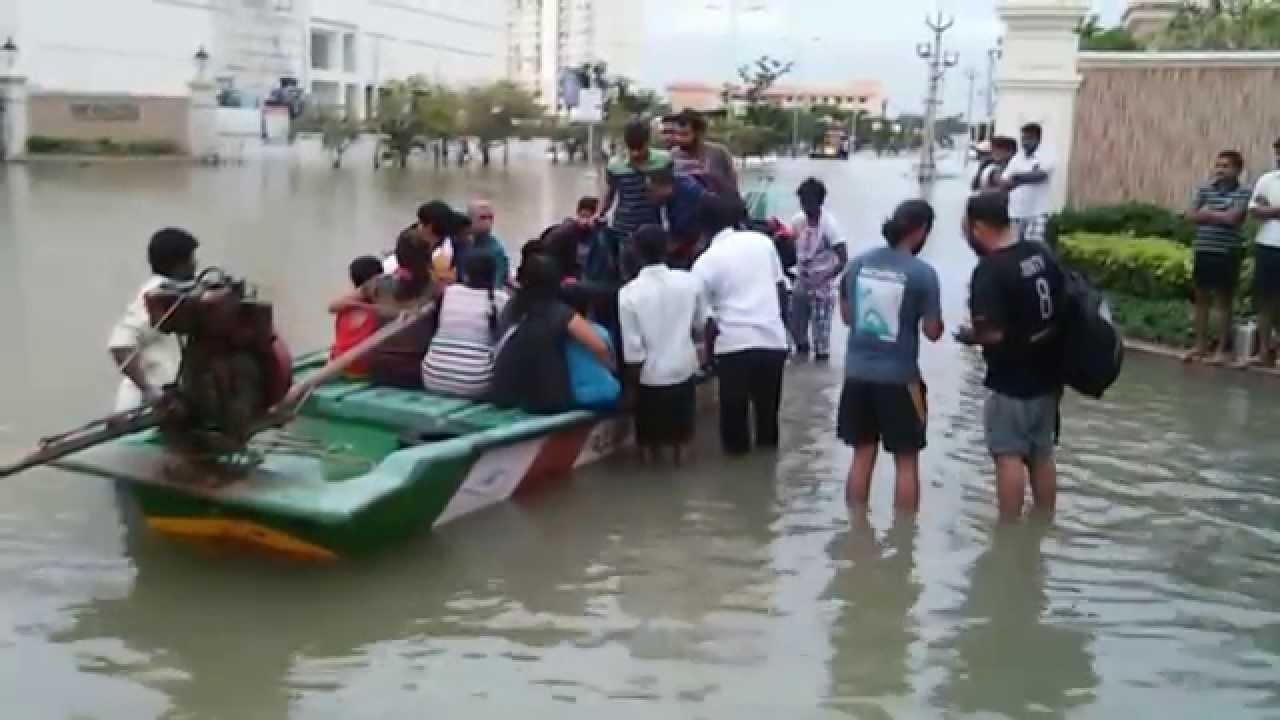 Dlf Garden City Chennai Floods