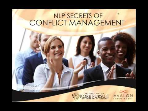 Kore Belief:NLP Secrets of Conflict Management