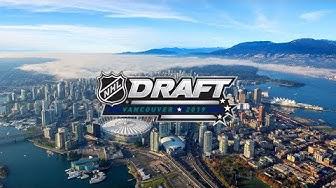 NHL Draft 2019   Round 1    Jun 21,  2019