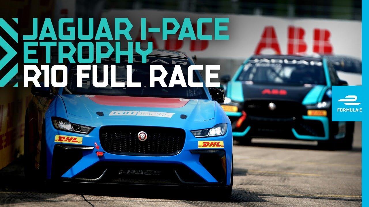 LAST RACE EVER! - Jaguar I-PACE eTROPHY Round 10