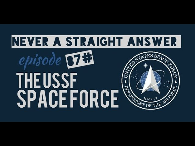 87#  USSF | Space force