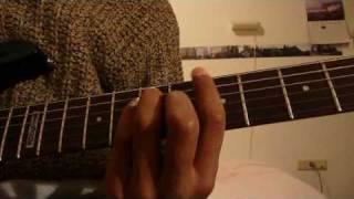 Soulja Boy Kiss me tru the phone guitar lesson