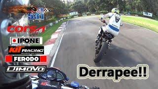 carrera pulsar 200 ns kit racing    kartodromo jp montoya    cat 200cc agua stock sh531