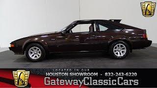 1984 Toyota Supra Gateway Classic Cars #980 Houston Showroom