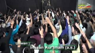 Maulana Abbas Irshad Naqvi | Unwan Insaan Aur Imam (a.s.) | 4th Majlis Khamsa 1437 | Kazmain Lucknow