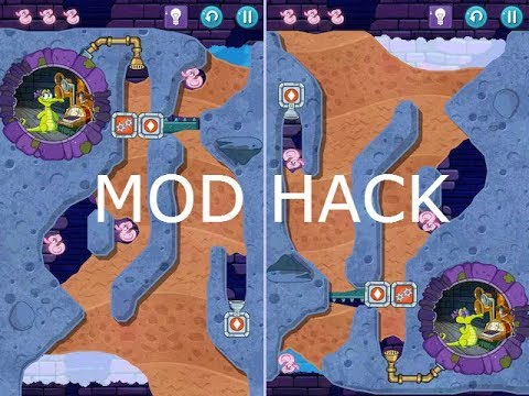 Wheres My Waters 2 HACKED 2017( Mod:Unlimited Energy Hints)HACK MOD