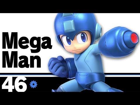 46: Mega Man – Super Smash Bros. Ultimate