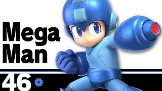 46: Mega Man - Super Smash Bros. Ultimate