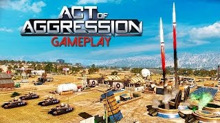 Act of Aggression Gameplay (PC HD)