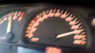 opel vectra b cd hız denemesi 222 km s by gozukara