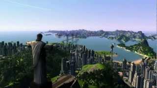 CITIES XL   Tráiler español - juegos FX
