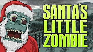 SANTA'S LITTLE ZOMBIE SECRET ★ Call Of Duty Zombies Mod (Zombie Games)
