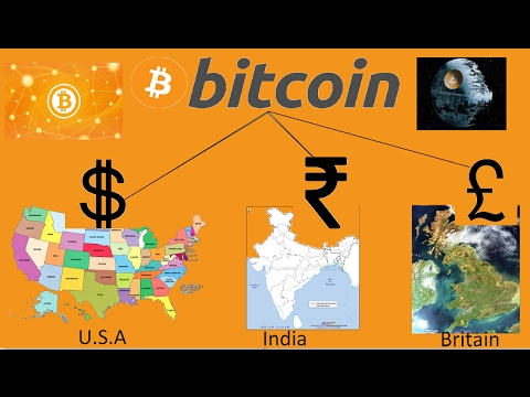 Bitcoin - A Single Currency For Whole World.