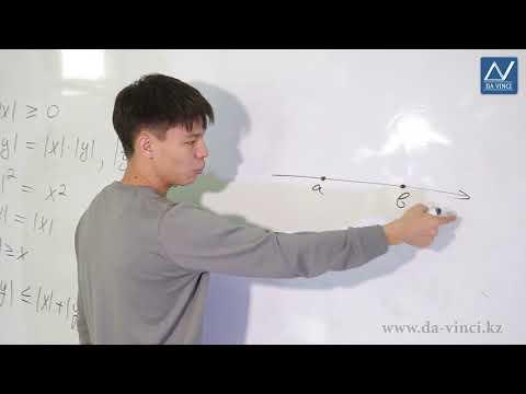 Видеоурок 10 класс модуль действительного числа