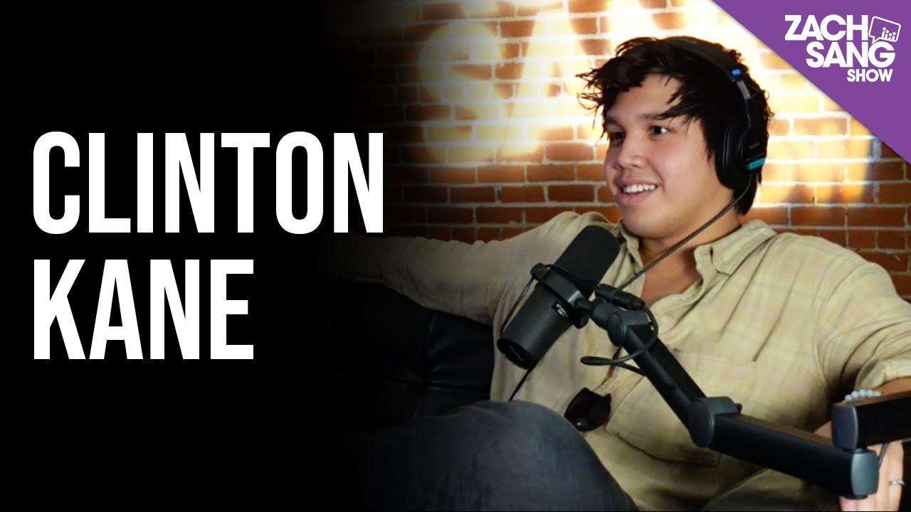 Clinton Kane Talks