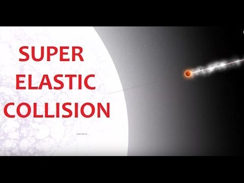 Super Elastic Collision Youtube