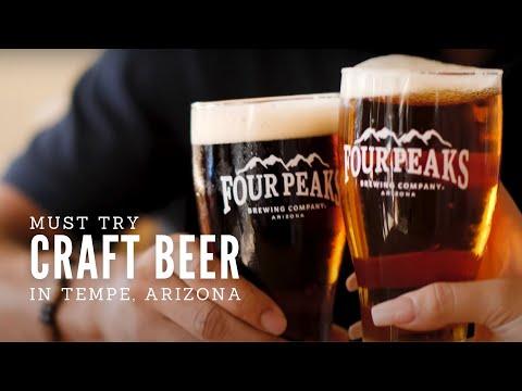 Craft Beer in Tempe, Arizona