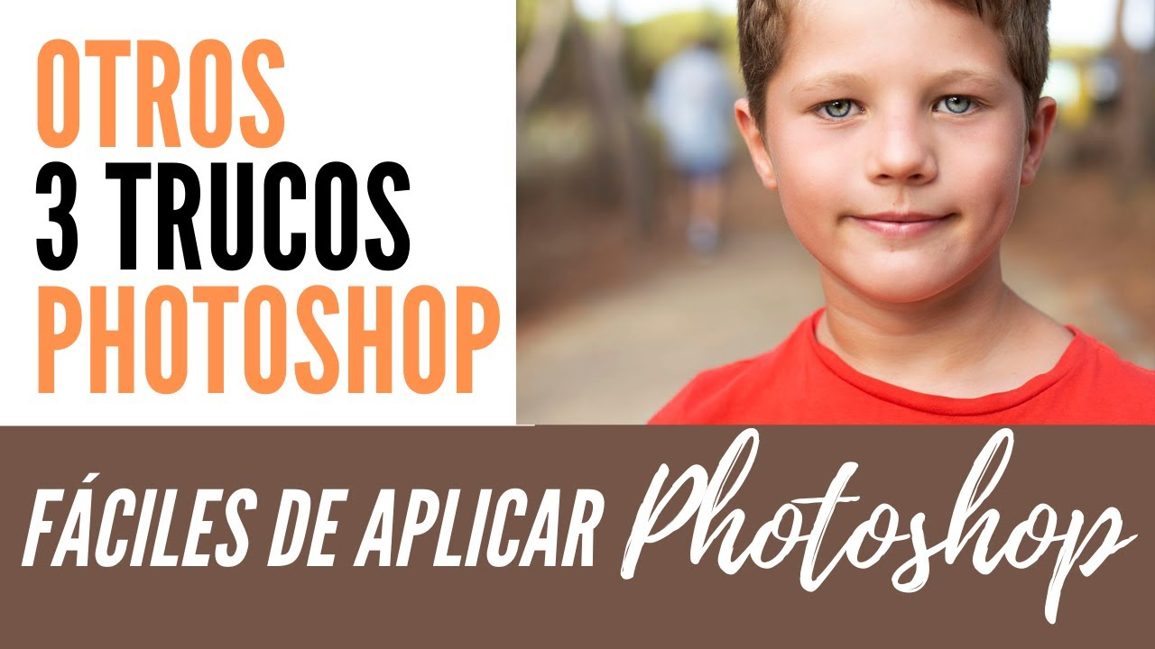 MAS TRUCOS DE PHOTOSHOP 2021 para FOTÓGRAFOS //¡Salvar tus fotos complicadas! 🤓