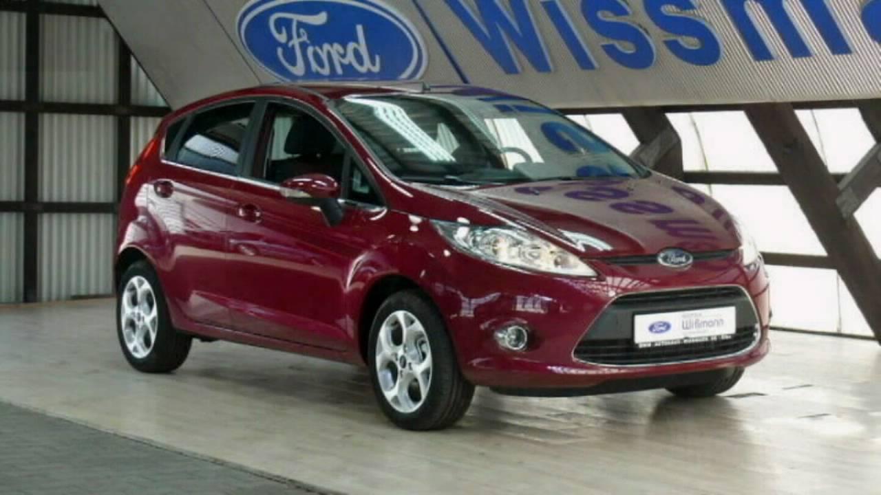 Ford Fiesta S >> Ford Fiesta Titanium 60KW 2011 hot magenta GAJJAG84196 www