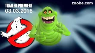 New Ghostbusters Trailer Premiere (2016) #whoyagonnacall