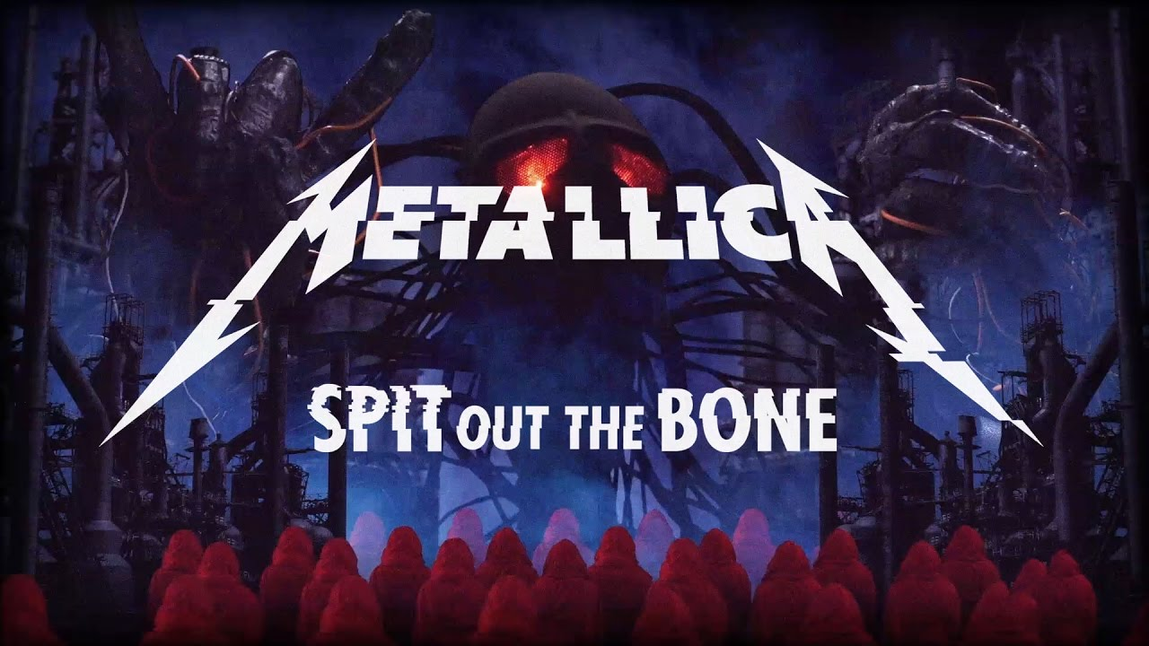 Metallica: Spit Out the Bone (Official Music Video) - YouTube