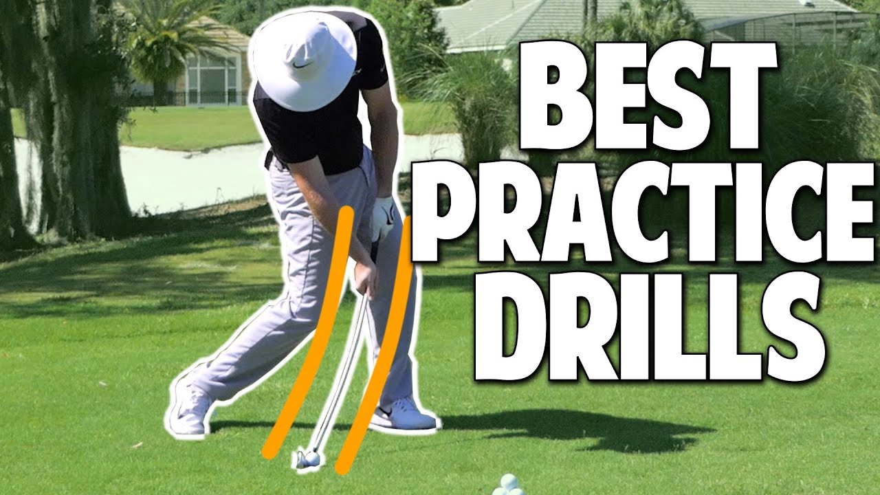 How To Hit Your Irons PURE   Best Practice Drills
