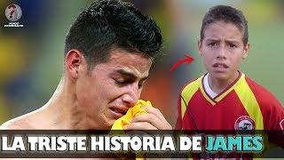 """LA HISTORIA JAM�S CONTADA DE """"JAMES RODR�GUEZ"""", EL NIÑO T..."""