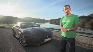 CHRIS HARRIS ON CARS - Jaguar F-Type R, road and track test