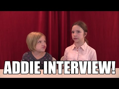 Jillian interviews Addie! | Babyteeth More!