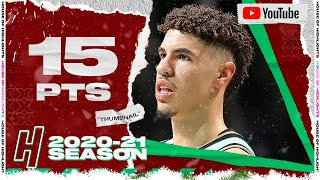 LaMelo Ball 15 Pts 6 Ast Full Highlights vs Grizzlies | January 1, 2020-21 NBA Season