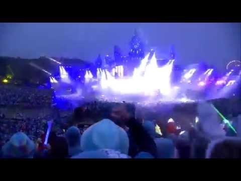 Hardwell & W&W – ID [Let`s Rage] Official Tomorrowland 2015