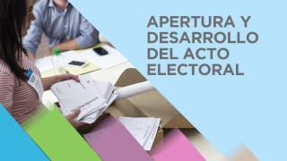 Video Instructivo Autoridades de Mesa -  Elecciones 2017