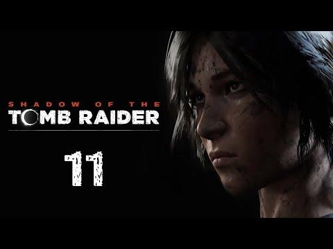 Shadow Of The Tomb Raider - Прохождение игры - Кувак-Яку, решаем проблемы с бандитами [#11] | PC