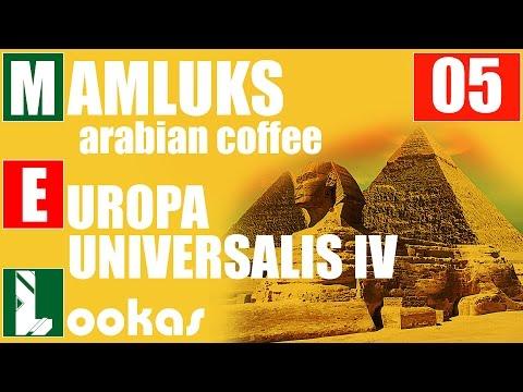 Europa Universalis IV PL | Mamluks | Wojny z Osmanami | 05