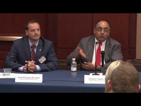 Flaws in PLCO and Other Prostate Cancer Studies Explained at Congressional Briefing