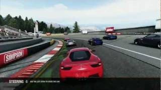 Forza Motorsport 4 - HD gameplay Xbox360, PS3, PC