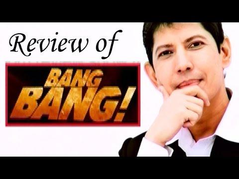 Bang Bang -  Movie Review