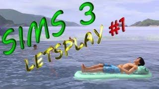 Letsplay Die Sims 3 [PS3] Der Anfang #1