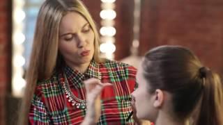Свадебный макияж: делаем красивые крылья бабочки