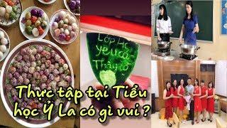 Kỷ niệm TTSP bên Trường Tiểu học Ỷ La- Tuyên Quang 3/2019 thumbnail