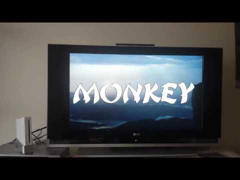 Monkey magic theme