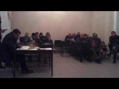 Sedinta Consiliului local Bulboaca din 03 11 2016 Partea 2