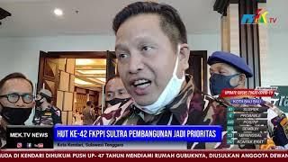 HUT Ke 42 FKPPI Sultra Pembangunan Jadi Prioritas