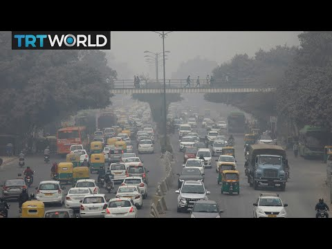 Delhi Pollution: Smog becoming serious threat in Indian capital