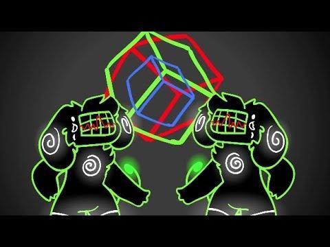 download psychedelic addict 💚 original animation meme