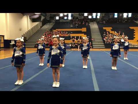 NCSAA Mater Academy Bonanza Elementary Cheerleading