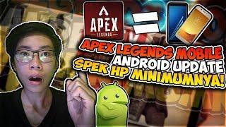 Apex Legends Mobile Spek HP Minimum Untuk Android Dan IOS Saat Gamenya Rilis